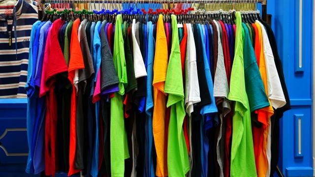 Fotohinweis: Mike Birdy, pixabay.com Kanzerogene, mutagene und reproduktionstoxische Stoffe (KMR-Stoffe) sollen künftig aus Kleidung, Schuhen und Bettlaken verbannt werden